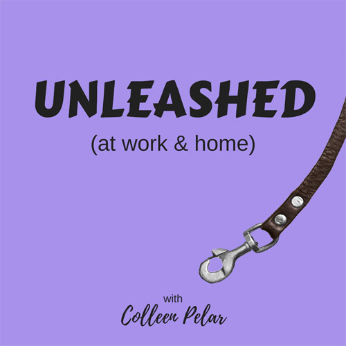 UNLEASHED (at work & home) with Colleen Pelar